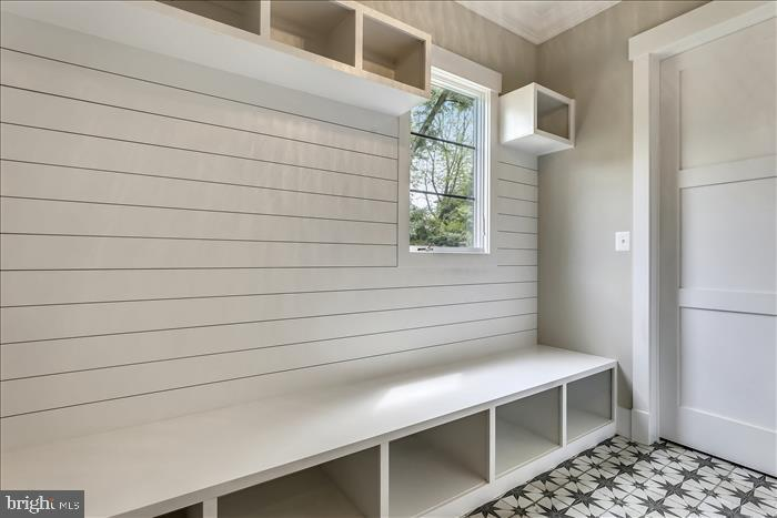 Builder's previously completed home - Mud Room - 2103 GREENWICH ST, FALLS CHURCH