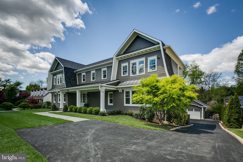 Single Family Homes 용 매매 에 Rockville, 메릴랜드 20852 미국