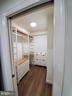Over-sided Master Bedroom WALK-IN Closet - 5710 3RD PL NW, WASHINGTON
