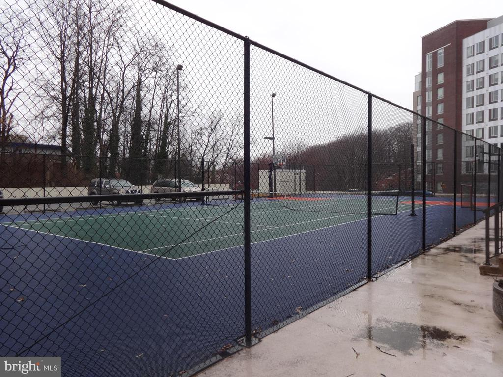 basketball/tennis court - 5300 COLUMBIA PIKE #315, ARLINGTON