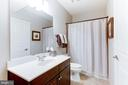 Full bathroom in basement - 38261 VALLEY RIDGE PL, HAMILTON
