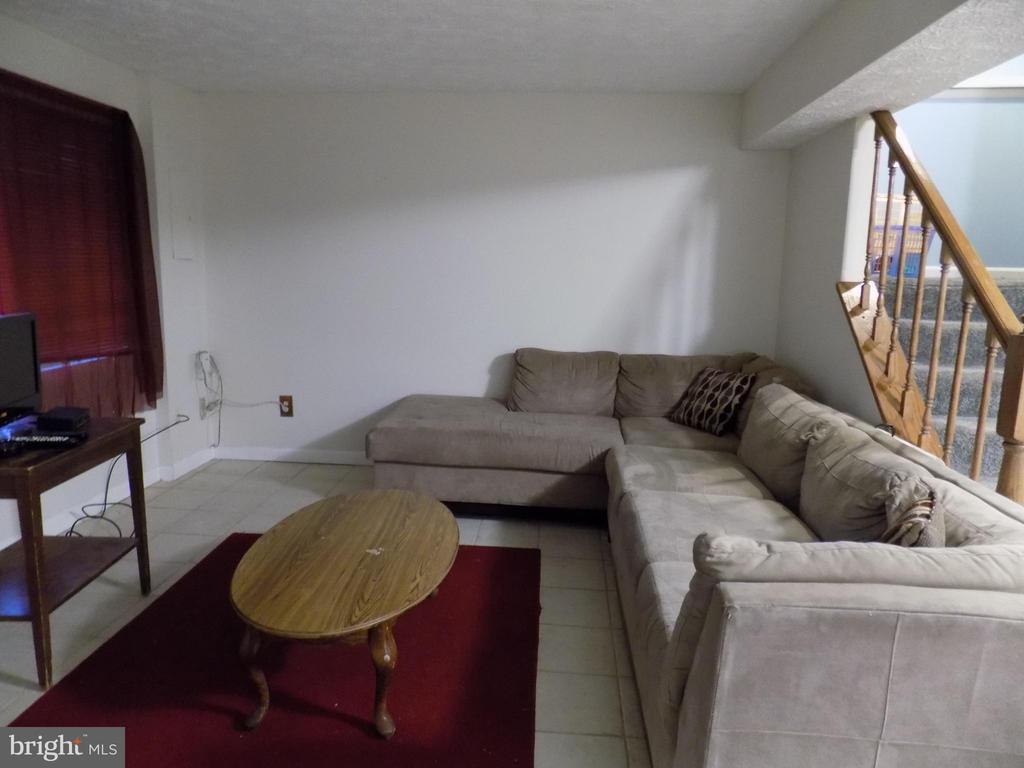 Family room on lower level - 3656 WHARF LN, TRIANGLE