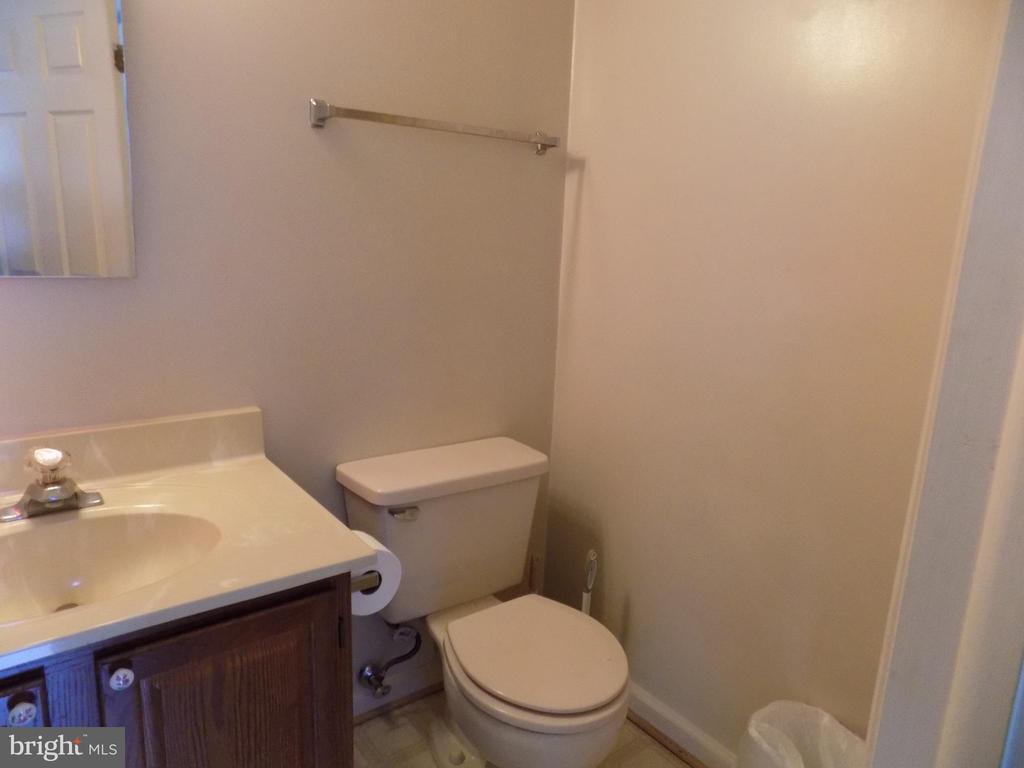 Main floor bathroom - 3656 WHARF LN, TRIANGLE