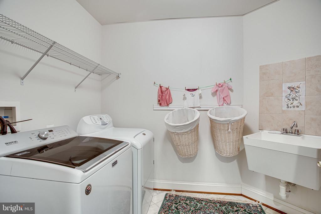 Laundry - 12249 MCDONALD CHAPEL DR, GAITHERSBURG