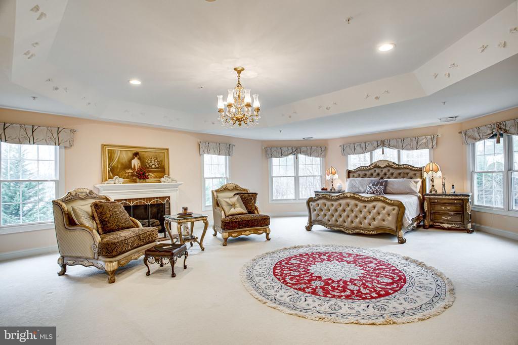 Master Bedroom - 12249 MCDONALD CHAPEL DR, GAITHERSBURG