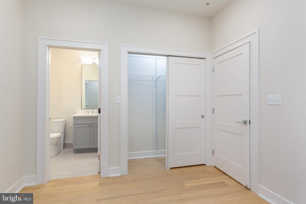 Unit A: Bedroom - 3012 Q ST NW, WASHINGTON