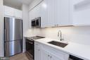Unit B: Kitchen - 3012 Q ST NW, WASHINGTON