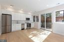 Unit A: Kitchen - 3012 Q ST NW, WASHINGTON