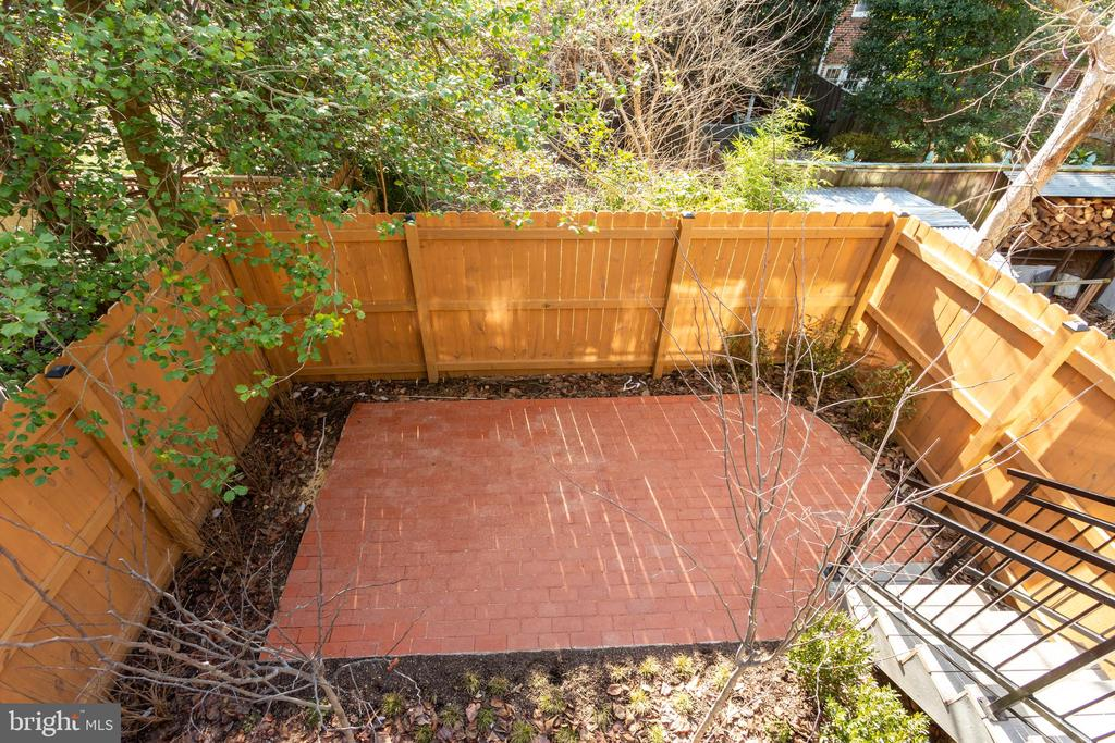 Unit 1: Garden - 3012 Q ST NW, WASHINGTON