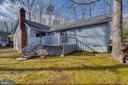 Back of Home - 217 MEADOWVIEW LN, LOCUST GROVE