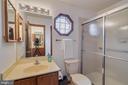 Master Bathroom - 217 MEADOWVIEW LN, LOCUST GROVE