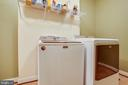 Laundry room - 6 SCARLET FLAX CT, STAFFORD
