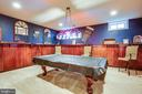 Game room - 6 SCARLET FLAX CT, STAFFORD