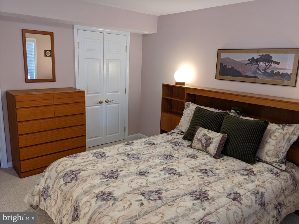 Lower level bedroom - 6624 RISING WAVES WAY, COLUMBIA