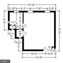 Floor Plan - 3601 CONNECTICUT AVE NW #700B, WASHINGTON