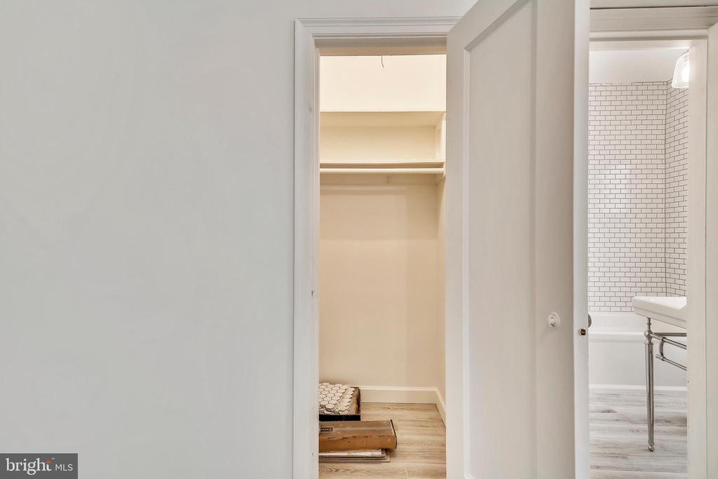 Closet - 3601 CONNECTICUT AVE NW #700B, WASHINGTON