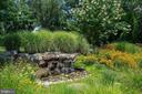 Grounds/Water Feature - 9005 CONGRESSIONAL CT, POTOMAC