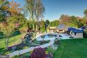 Grounds/Swimming Pool - 9005 CONGRESSIONAL CT, POTOMAC