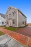 Custom paved driveway - 637 JEFFERSON ST, HERNDON