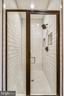 Master shower - 637 JEFFERSON ST, HERNDON