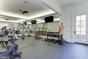 Exercise Room - 9005 CONGRESSIONAL CT, POTOMAC