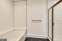 Master bathroom - 0 JEFFERSON ST, HERNDON