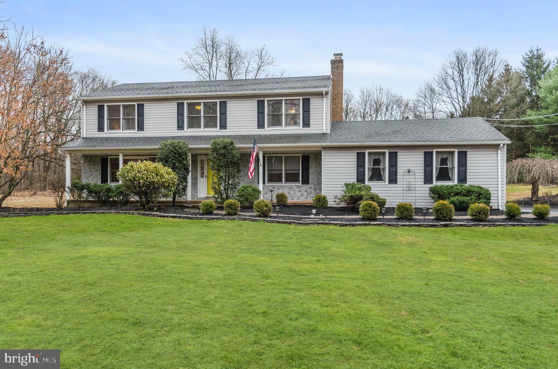 Single Family Homes 为 销售 在 斯托克顿市, 新泽西州 08559 美国