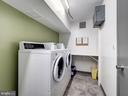 Laundry Room conveniently located next  to  unit - 4242 EAST WEST HWY #901, CHEVY CHASE