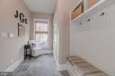 Mud Room - 1233 INGLESIDE AVE, MCLEAN