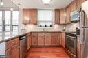 Great storage in the kitchen - 888 N QUINCY ST #1701, ARLINGTON