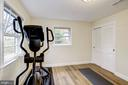 Gym/ Bedroom #5 - 6320 24TH ST N, ARLINGTON