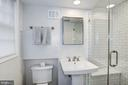 Newly Updated Full Bath #3 - Enlarged Shower! - 6320 24TH ST N, ARLINGTON