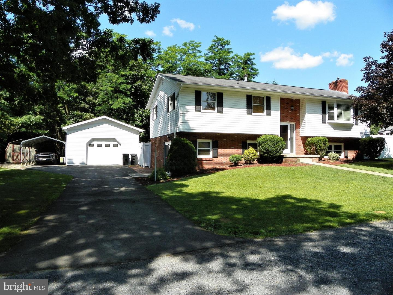 Single Family Homes per Vendita alle ore Cresaptown, Maryland 21502 Stati Uniti