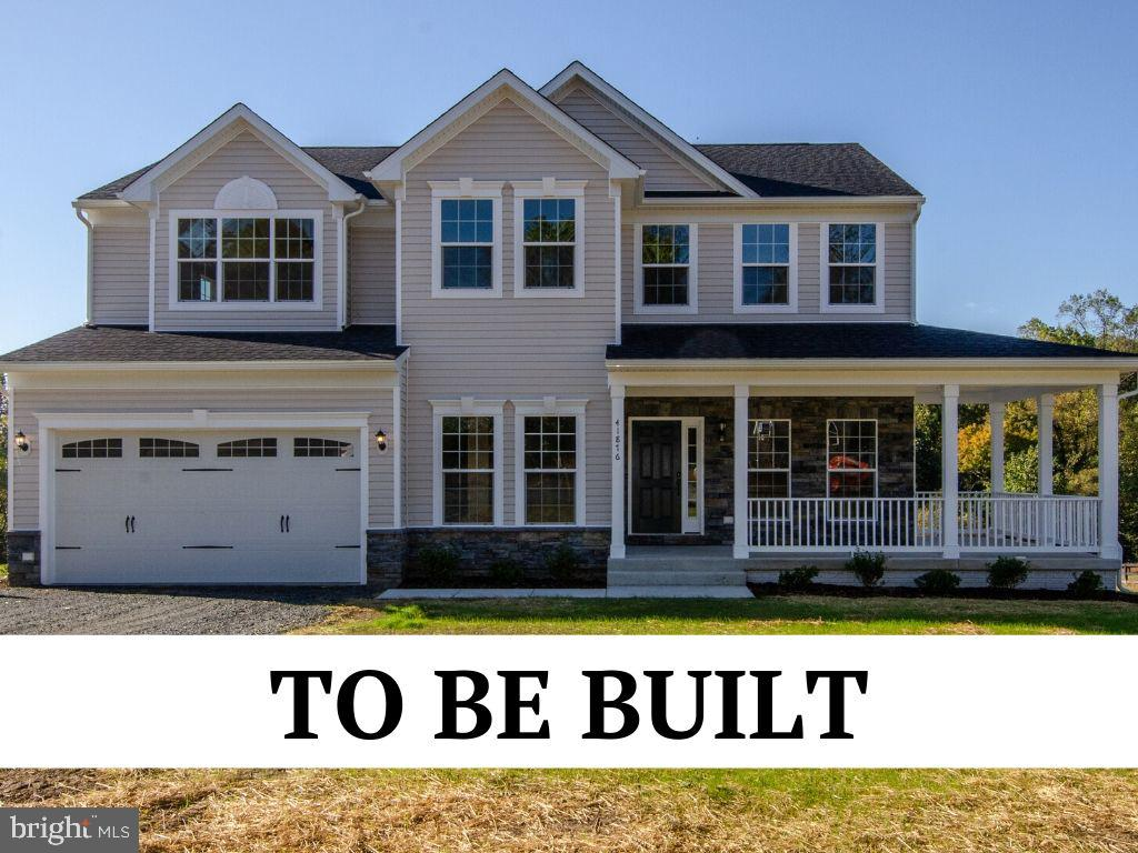 TO BE BUILT_- JULY DELIVERY- NOT STARTED - 4 JACOBS HILL COURT, LEESBURG