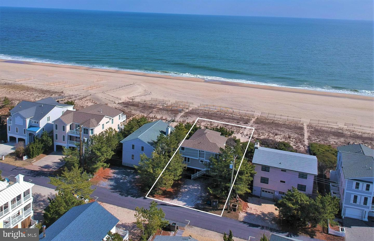 Single Family Homes for Sale at Bethany Beach, Delaware 19930 United States