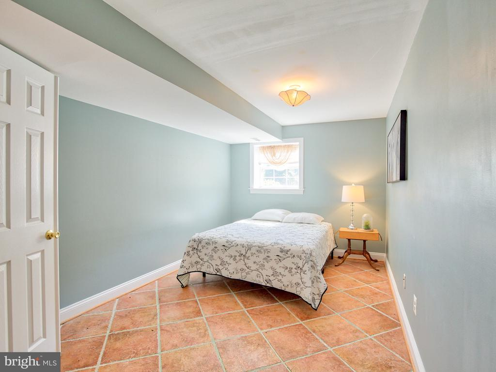 4th bedroom in lower level - 17244 RAVEN ROCKS RD, BLUEMONT