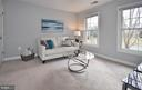 Spacious sitting area or bedroom # 4 - 1590 MONTMORENCY DR, VIENNA
