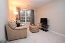 Sitting area off of the master bedroom - 1590 MONTMORENCY DR, VIENNA