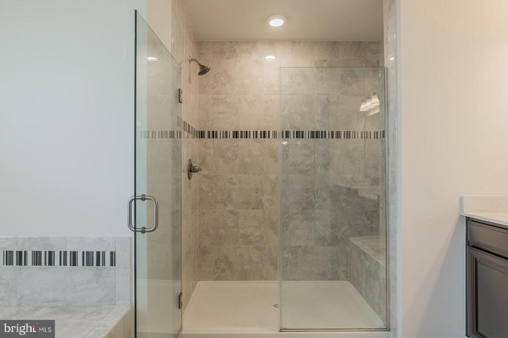 Oversized walk in shower - 17156 BELLE ISLE DR, DUMFRIES