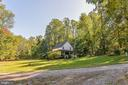 Cottage is across the gravel road on approx 1 acre - 437 WINDWOOD LN, PARIS