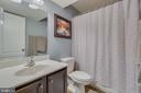 Full Bathroom in Basement - 137 GARDENIA DR, STAFFORD