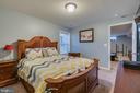 Additional Bedroom in Basement - 137 GARDENIA DR, STAFFORD
