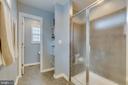 Master Bathroom, Separate Toilet Room - 137 GARDENIA DR, STAFFORD