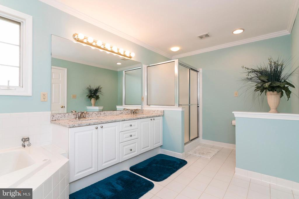 Master Bathroom - 7170 WANDA DR, MOUNT AIRY