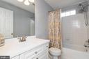 Full Bathroom - 7170 WANDA DR, MOUNT AIRY