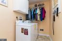 Laundry Room - 7170 WANDA DR, MOUNT AIRY