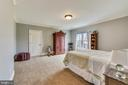 Lower Level Bedroom - 15730 OLD WATERFORD RD, PAEONIAN SPRINGS