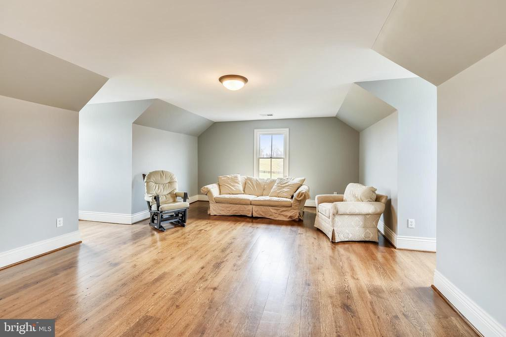 Upper Level Loft - 15730 OLD WATERFORD RD, PAEONIAN SPRINGS