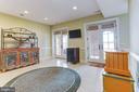 Basement Recroom area - 203 CAPE SAINT JOHN RD, ANNAPOLIS