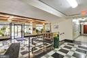 Lobby - 1801 CLYDESDALE PL NW #224, WASHINGTON